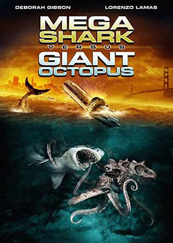 Mega Shark vs Giant Octopus • Attack from Planet B