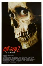 Evil Dead II (1987) Theatrical Poster