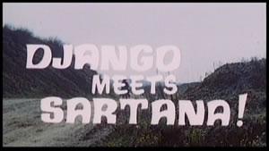 Django Meets Sartana!