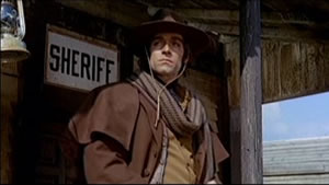 How can you feel safe with this man as sheriff?