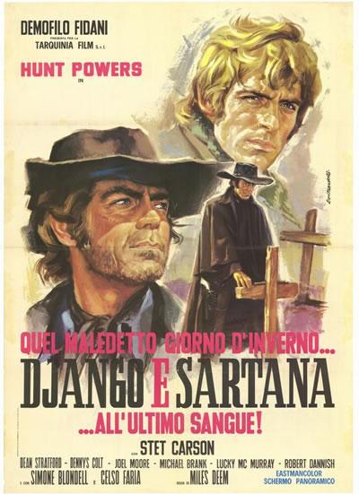 One Damned Dat At Dawn ... Sartana Meets Django