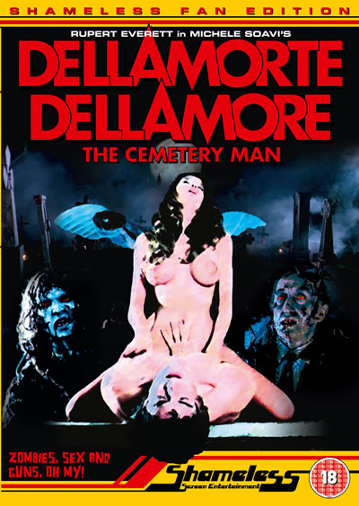 Dellamorte Dellamore The Cemetery Man - Shameless Screen Entertainment