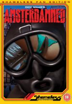 Amsterdamned Shameless UK DVD
