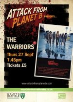 Attack From Planet B Presents ... Thw Warriors