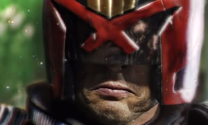 Don't make me take this helmet off - Dredd 3D (2012)