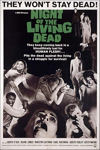 Attack from Planet B Presents Night of the Living Dead