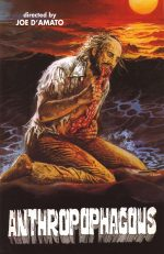 Antropophagus (1980) Theatrical Poster