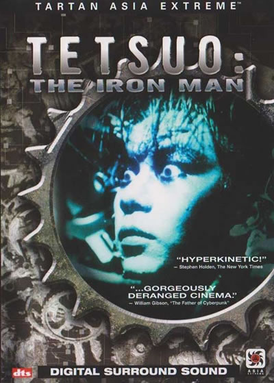 Tetsuo - The Iron Man (1989)