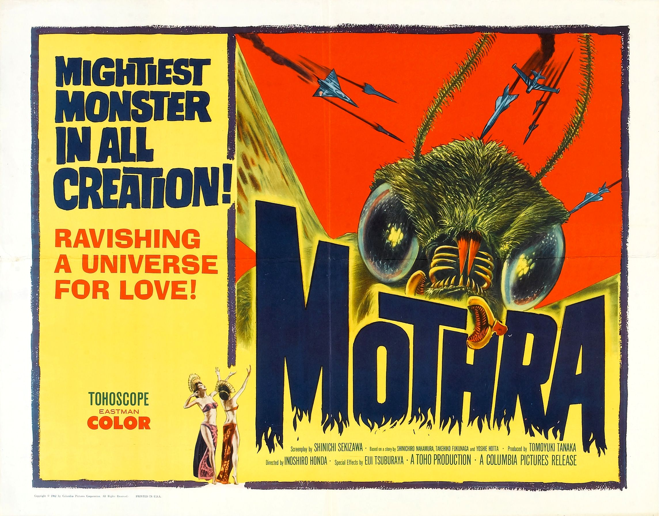 Mothra (1962)