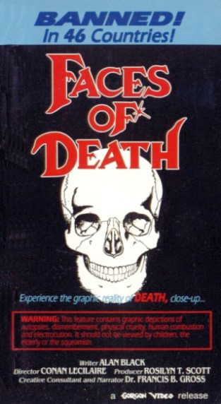 Faces Of Death Pictures Faces of death (1978)