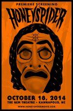 Indie horror feature 'Honeyspider' screening and trailer release