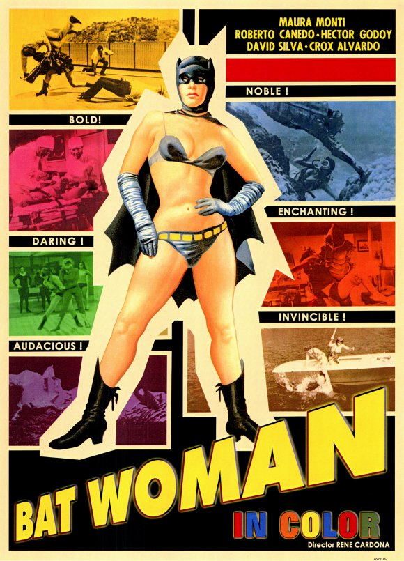 The Batwoman (1968, Mexico)