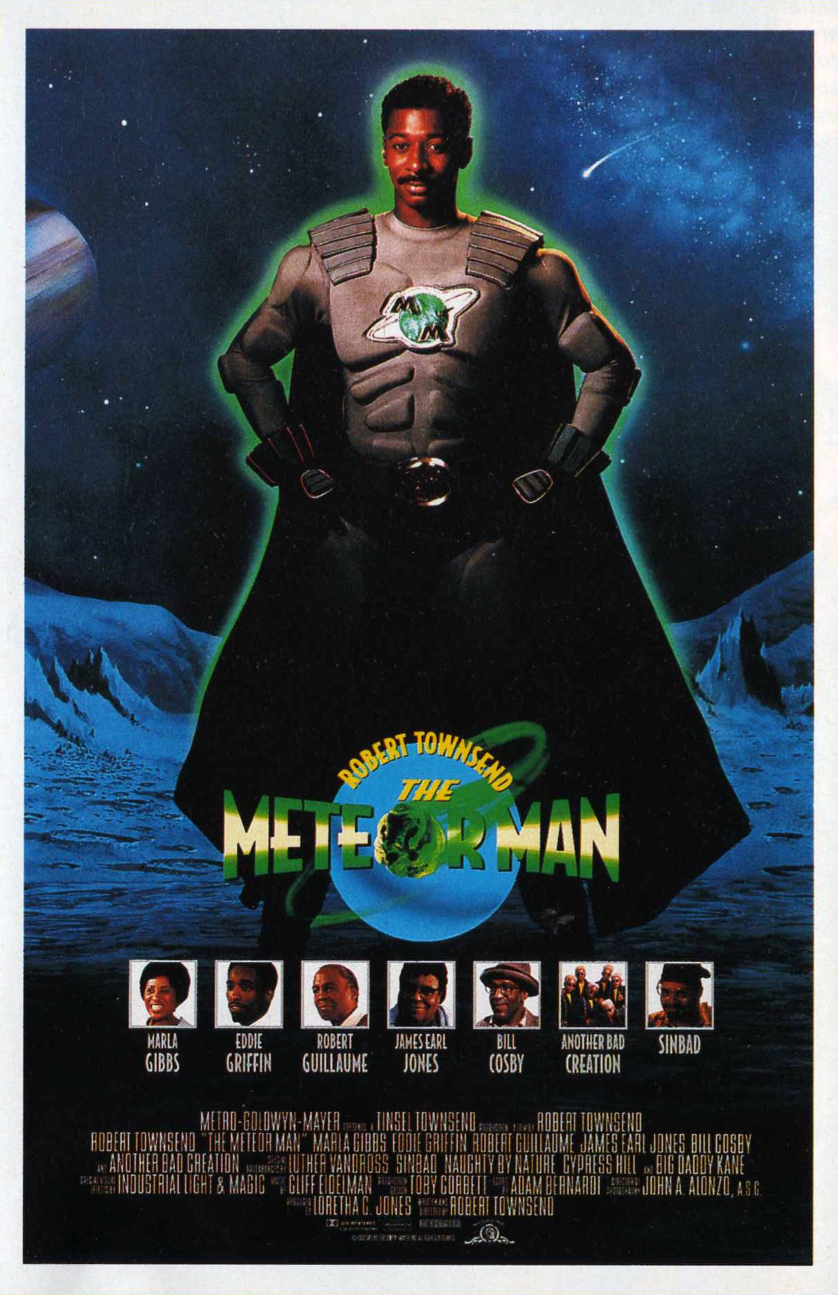 The Meteor Man (1993, USA)