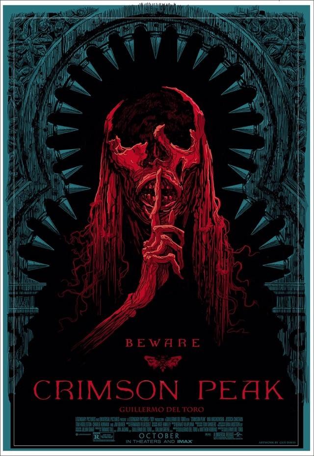 Crimson Peak (2015, USA / Canada)