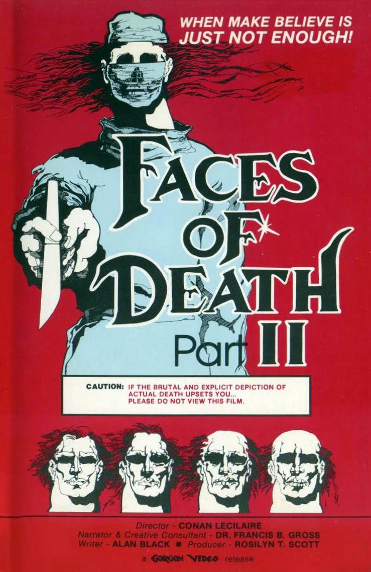 Faces of Death II (1981, USA)