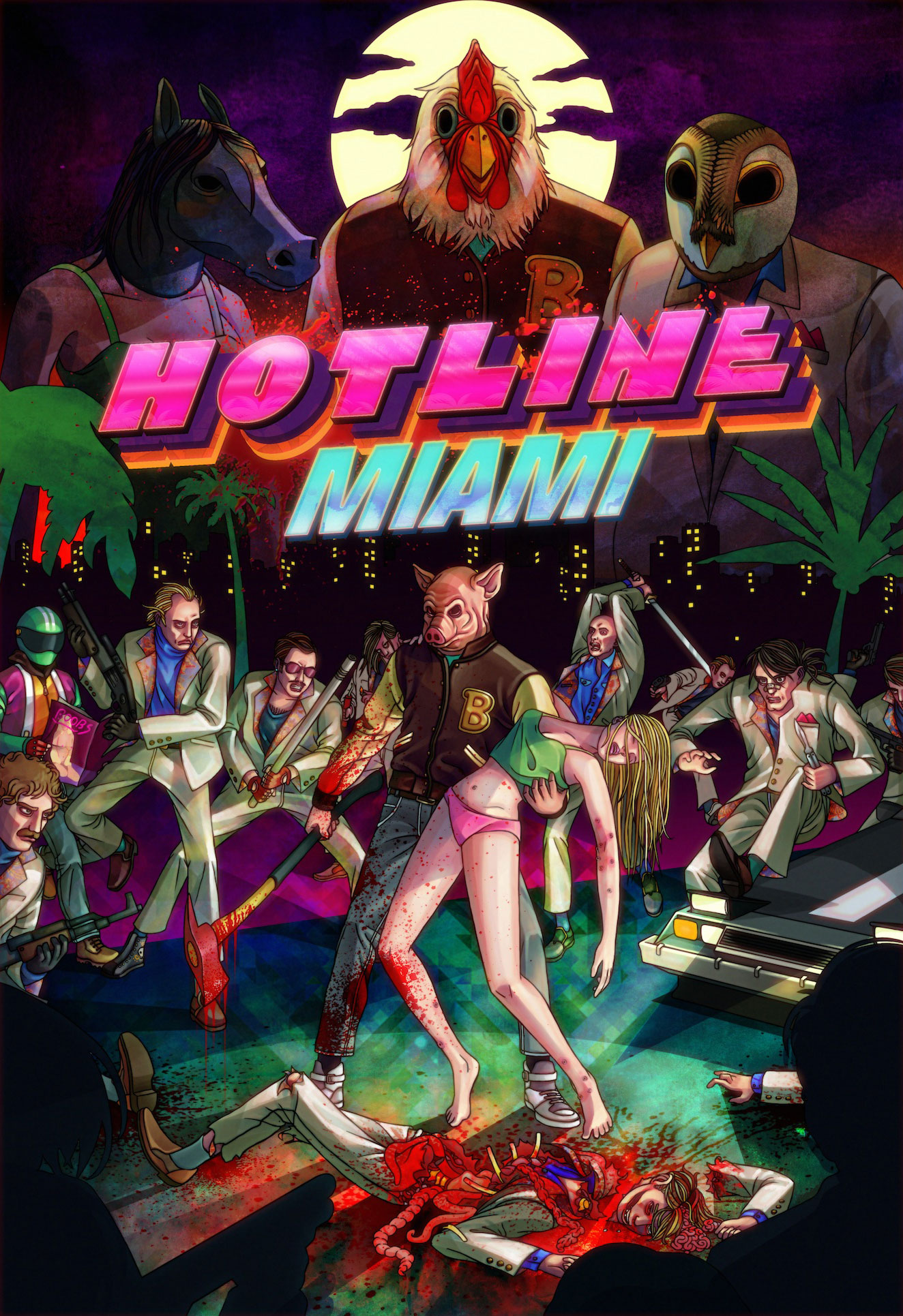 Hotline Miami (2012) PC