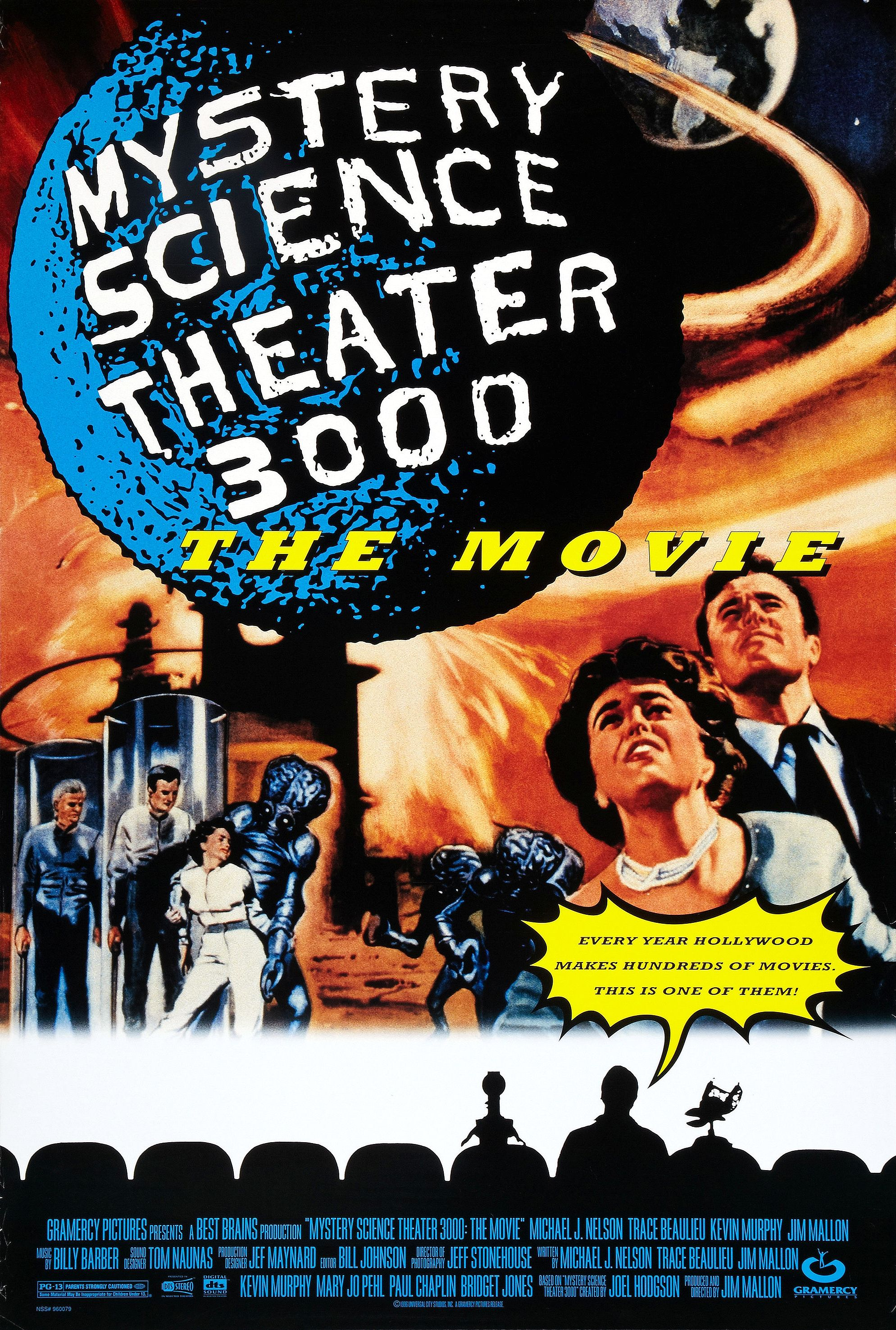 Mystery Science Theater 3000: The Movie (1996, USA)