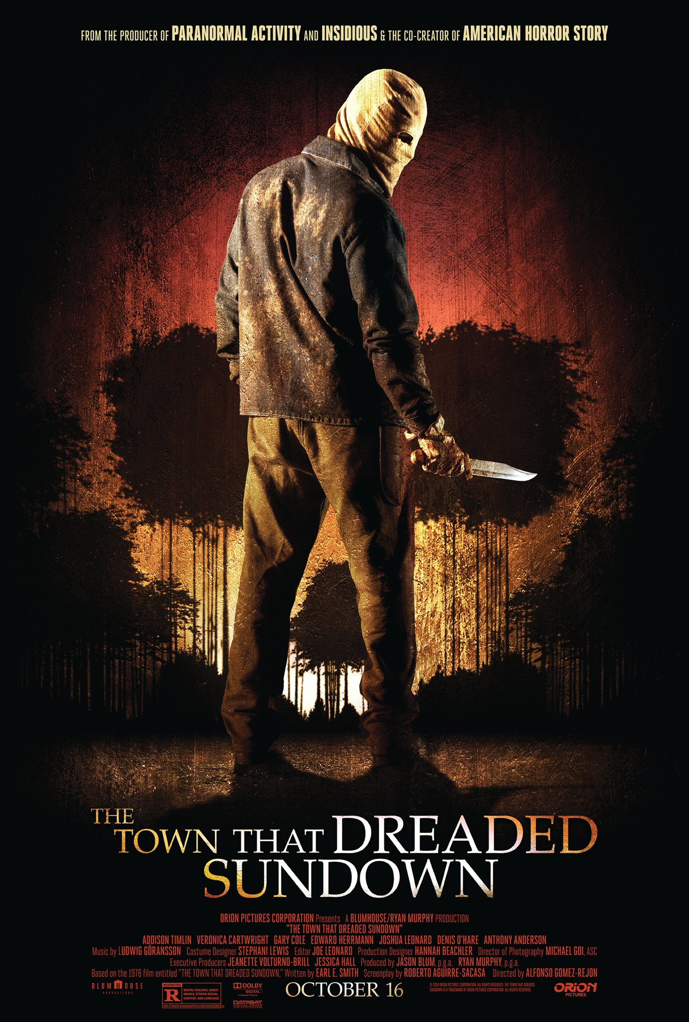 The Town That Dreaded Sundown (2014, USA)