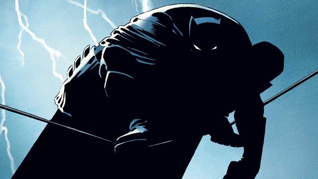 The Dark Knight Returns from DC Comics