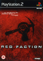 Red Faction 2 (2001) PlayStation 2 Cover