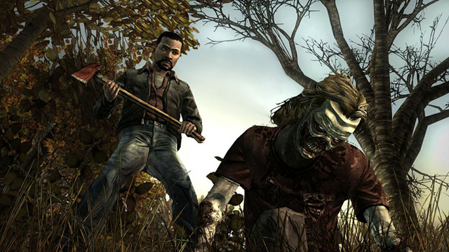 The Walking Dead (2012) Xbox 360
