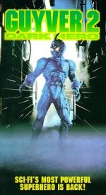 Guyver: Dark Hero (1994) VHS Cover