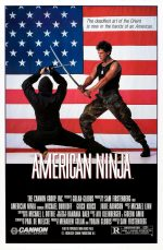American Ninja (1985) Theatrical Poster
