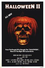Halloween II (1982) Theatrical Poster