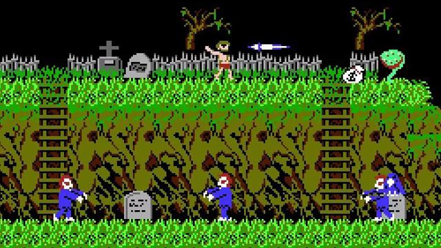 Ghosts 'n Goblins (1986)