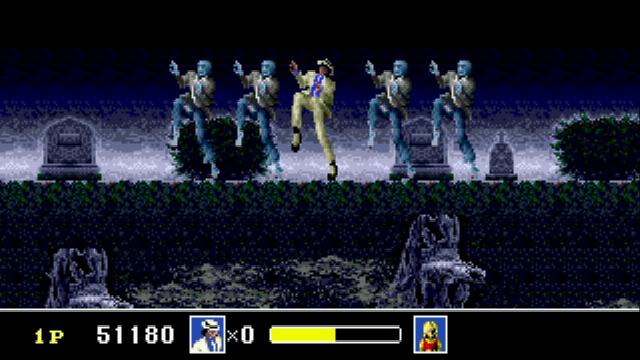 Michael Jackson's Moonwalker (1990, 1991)