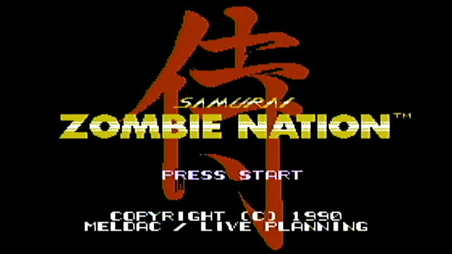 Zombie Nation (1990)
