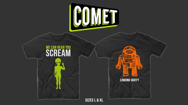 Comet TV November Giveaway