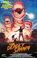 The Deadly Spawn (1983) Theatrical Poster