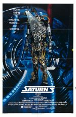 Saturn 3 (1980) Theatrical Poster