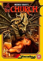 The Church (1989, Italy) DVD Cover