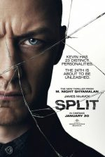 Split (2016) Theatrical Poster