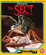 The Sect (1991, Italy) Shameless Blu-ray