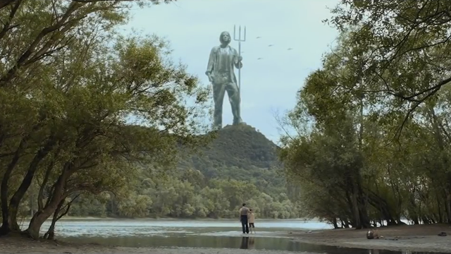 The White King (2016)