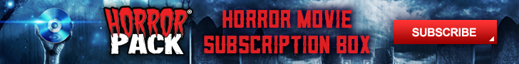 HorrorPack - Horror Movie Subscription Box