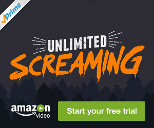 Unlimited Screaming with Amazon Prime