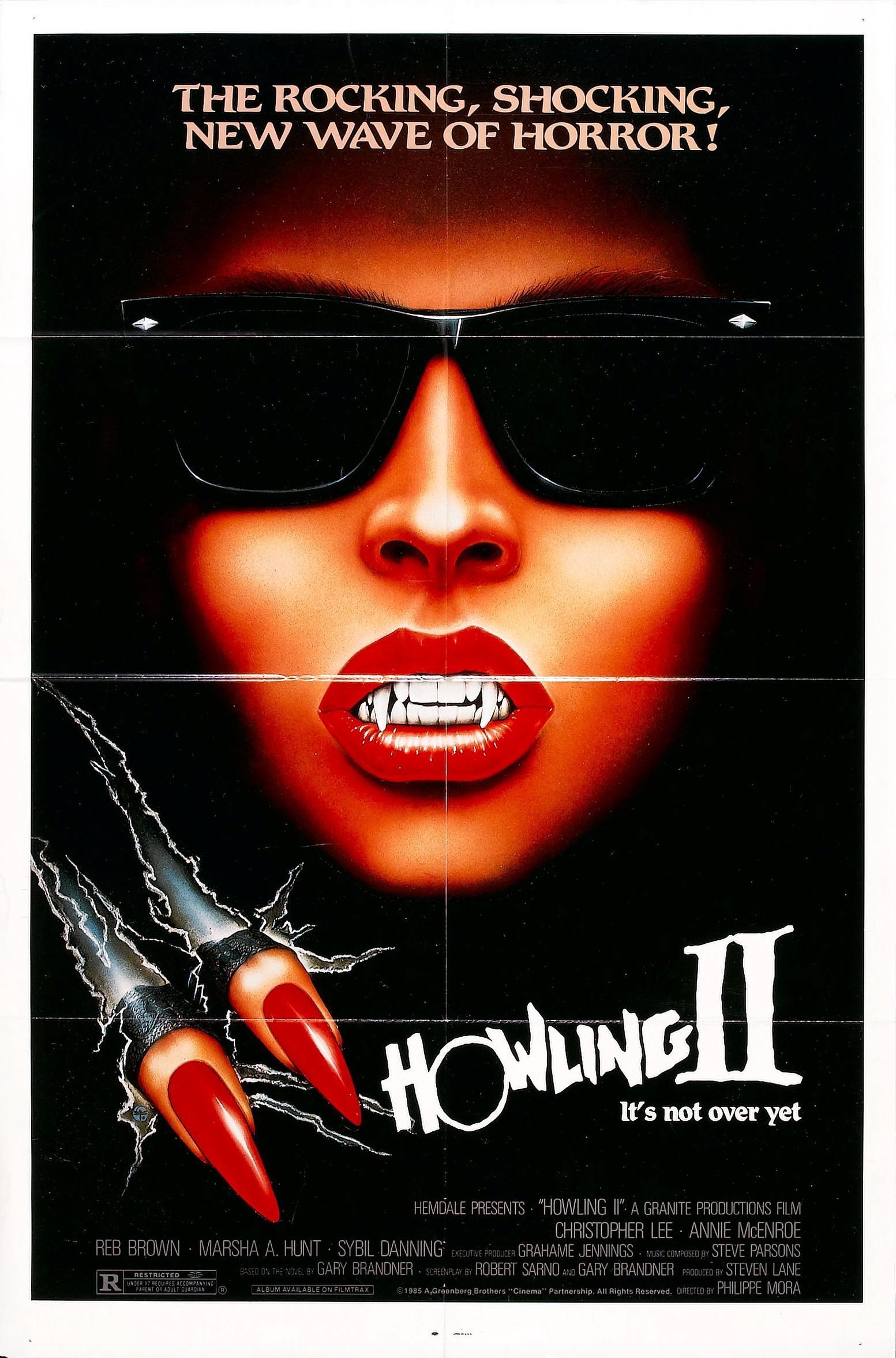 Howling II: Your Sister is a Werewolf (1985)