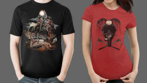 Fright-Rags Gives MY BLOODY VALENTINE Fans a Gift from the Heart