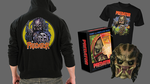 Fright-Rags' PREDATOR Collection