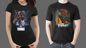 Celebrate 35 Years of John Carpenter's THE THING with Fright-Rags Apparel