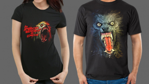 Beware the AMERICAN WEREWOLF IN LONDON Collection from Fright-Rags