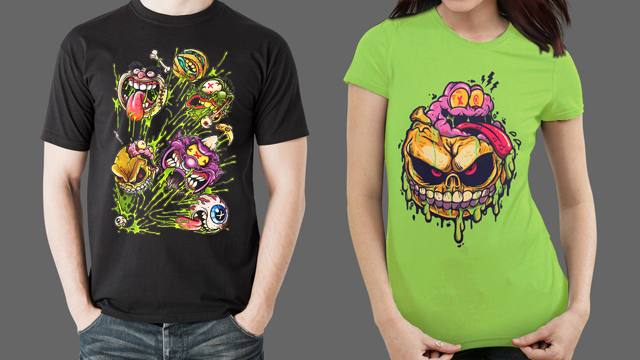 Fright-Rags' Madballs Collection