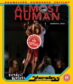 Almost Human (1974) Shameless Blu-ray