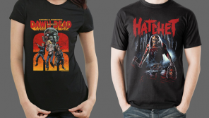 DAWN OF THE DEAD, HATCHET and HOUSE OF 1000 CORPSES Merchandise from Fright-Rags
