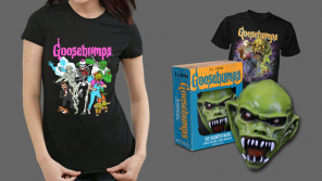 Fright-Rags Give Us GOOSEBUMPS