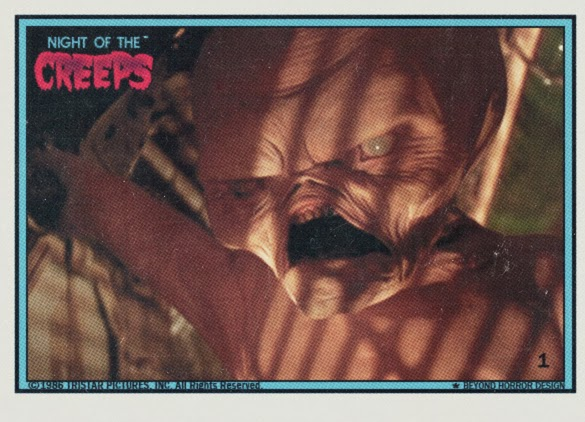 Night of the Creeps - Beyond Horror Design